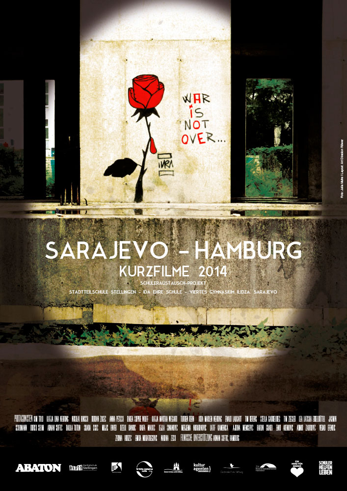 Hamburg-Sarajewo-Plakat