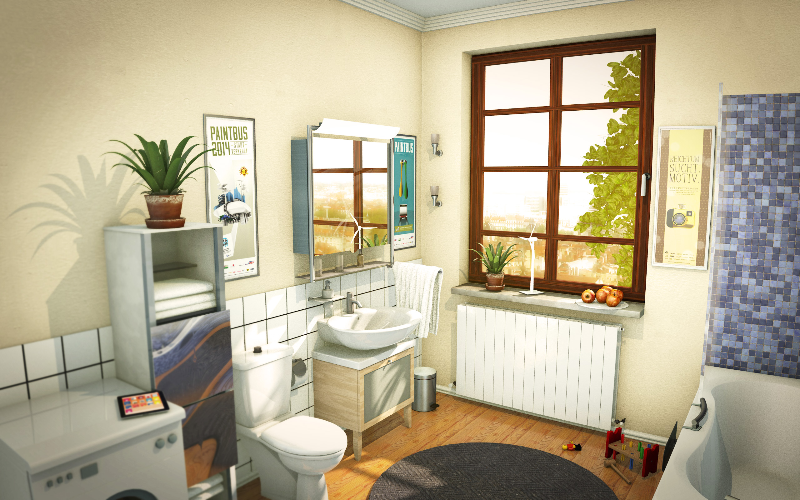 blog german badezimmer art direction r wer. Black Bedroom Furniture Sets. Home Design Ideas